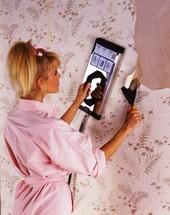 decolleuse de papiers peints vif equipment. Black Bedroom Furniture Sets. Home Design Ideas
